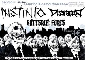 Ceferino's Demolition Show